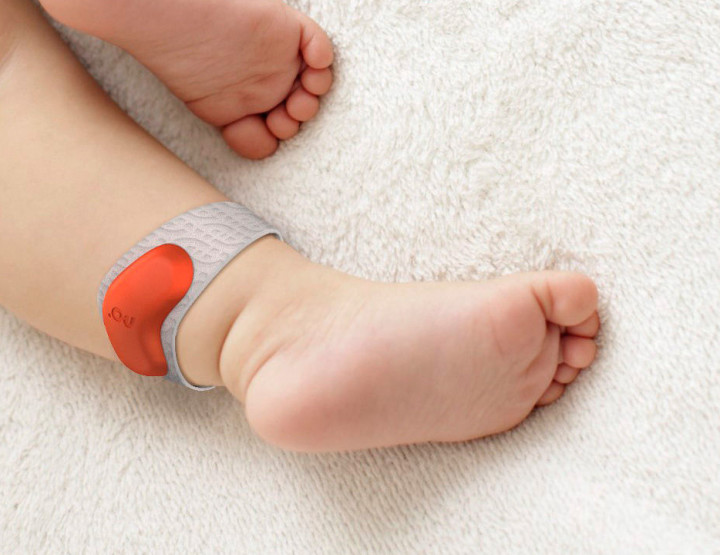 Your crib sheet: 6 baby wearables making parenting smarter