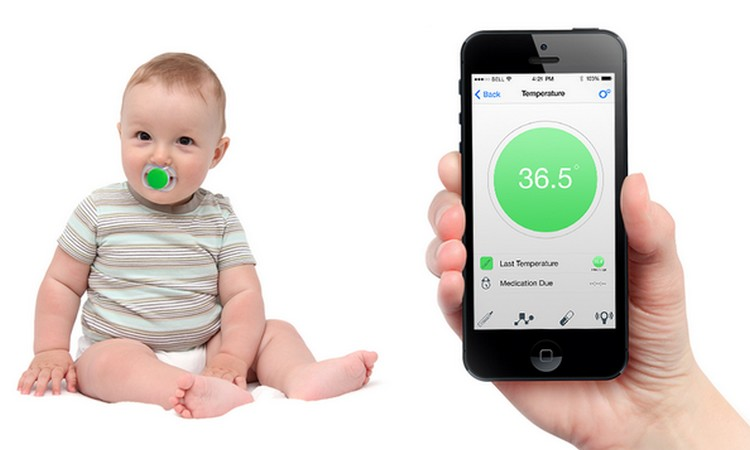 pacif-i baby wearable