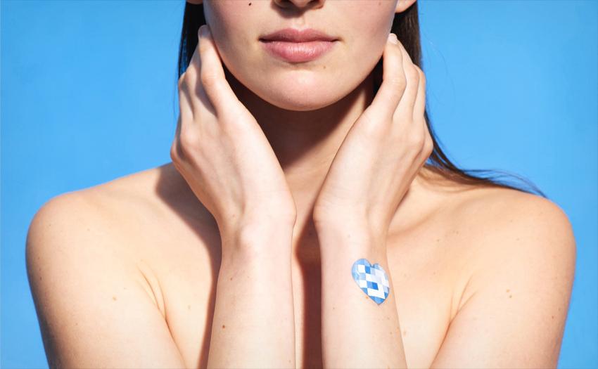 my UV patch TheClyck